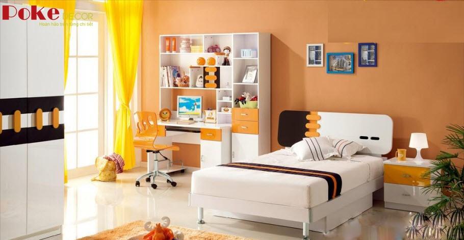 Giường trẻ em đẹp