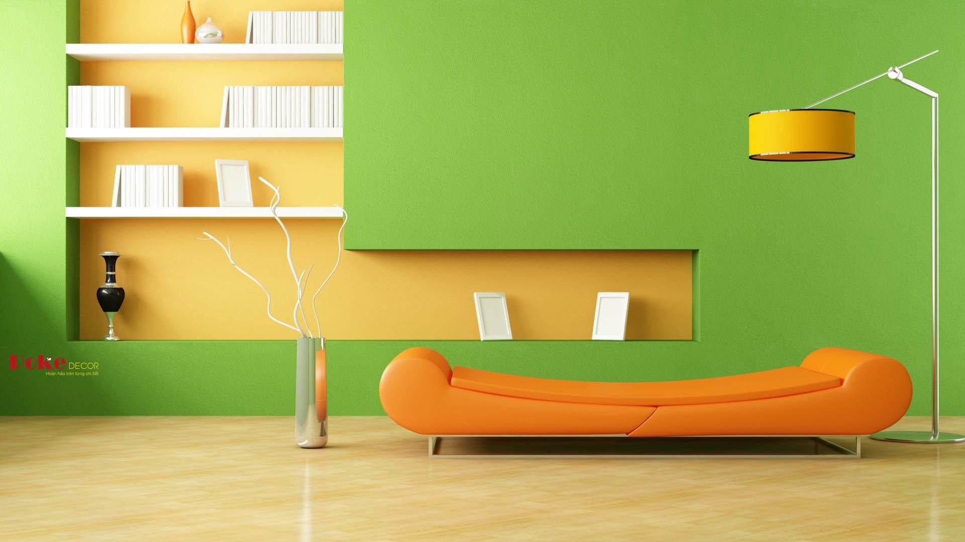 Thiết kế nội thất biệt thự hiện đại đẹp, sang trọng