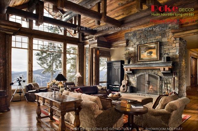 Ghé thăm những biệt thự cổ điển có nội thất đẹp mắt