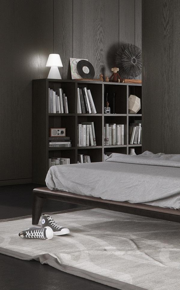 Ngắm nội thất phòng ngủ biệt thự siêu sang
