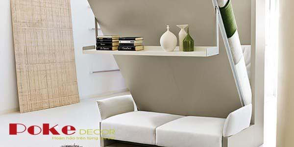 Thiết kế nội thất thông minh cho không gian nhỏ hẹp