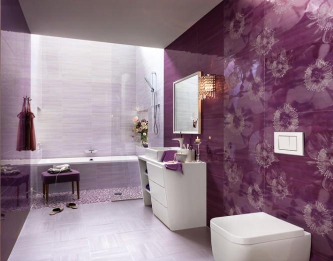 Phòng tắm sang trọng và quý phái cho gia đình bạn