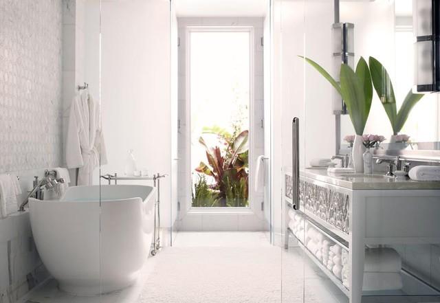 Phòng tắm xanh thân thiện với môi trường