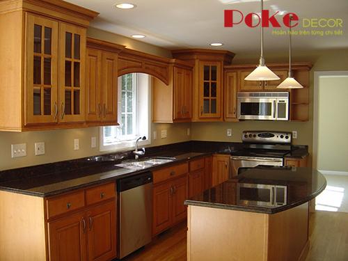 Những lưu ý về phong thủy trong phòng bếp gia đình bạn
