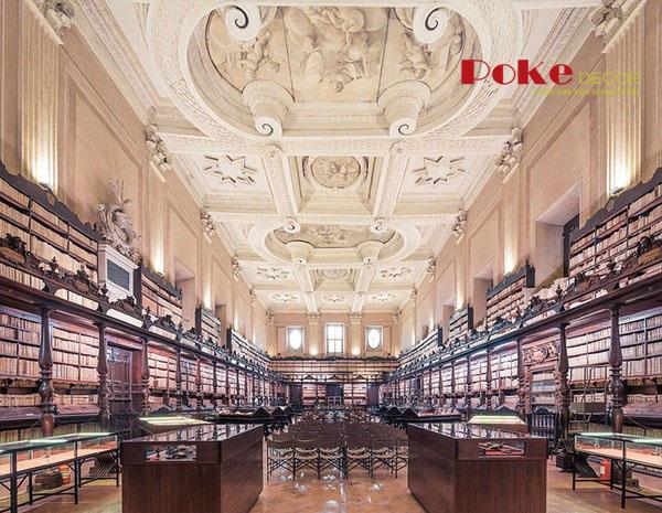 Những thư viện đẹp long lanh trên thế giới