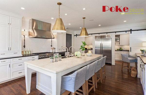 Xu hướng thiết kế nội thất phòng bếp năm 2015