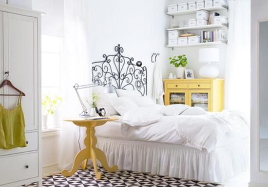 Những thiết kế cho phòng ngủ tý hon
