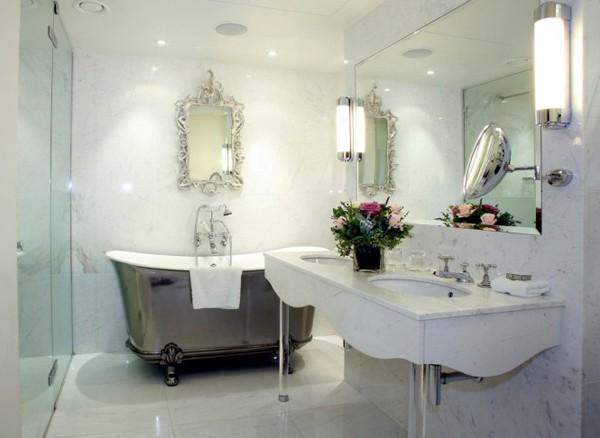 Ngắm phòng tắm tuyệt đẹp nổi tiếng ở các quốc gia