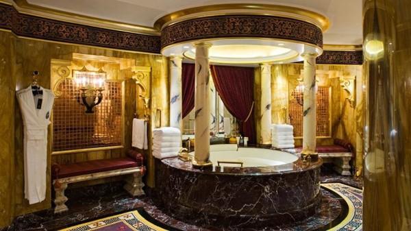 Ngắm nội thất phòng tắm tuyệt đẹp ở các nước Phần 2