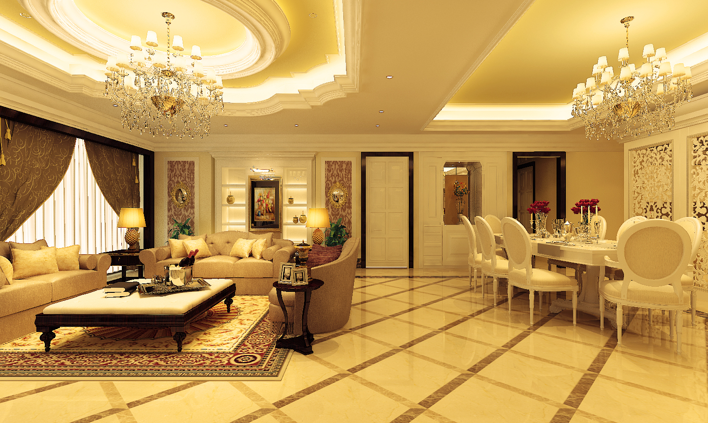 Thiết kế nội thất nhà ở ấn tượng