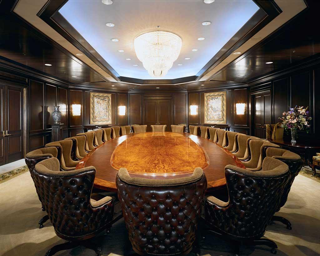 Nội thất phòng họp - Tư vấn thiết kế nội thất phòng họp