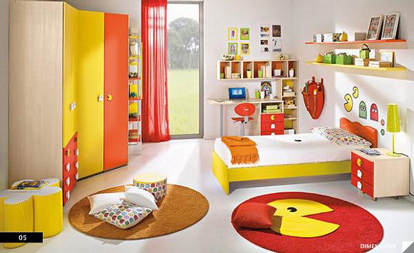 Nội thất phòng trẻ - Tư vấn thiết kế nội thất phòng trẻ