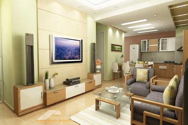 Thiết kế nội thất nhà ở hợp phong thủy cho người sinh năm 1986
