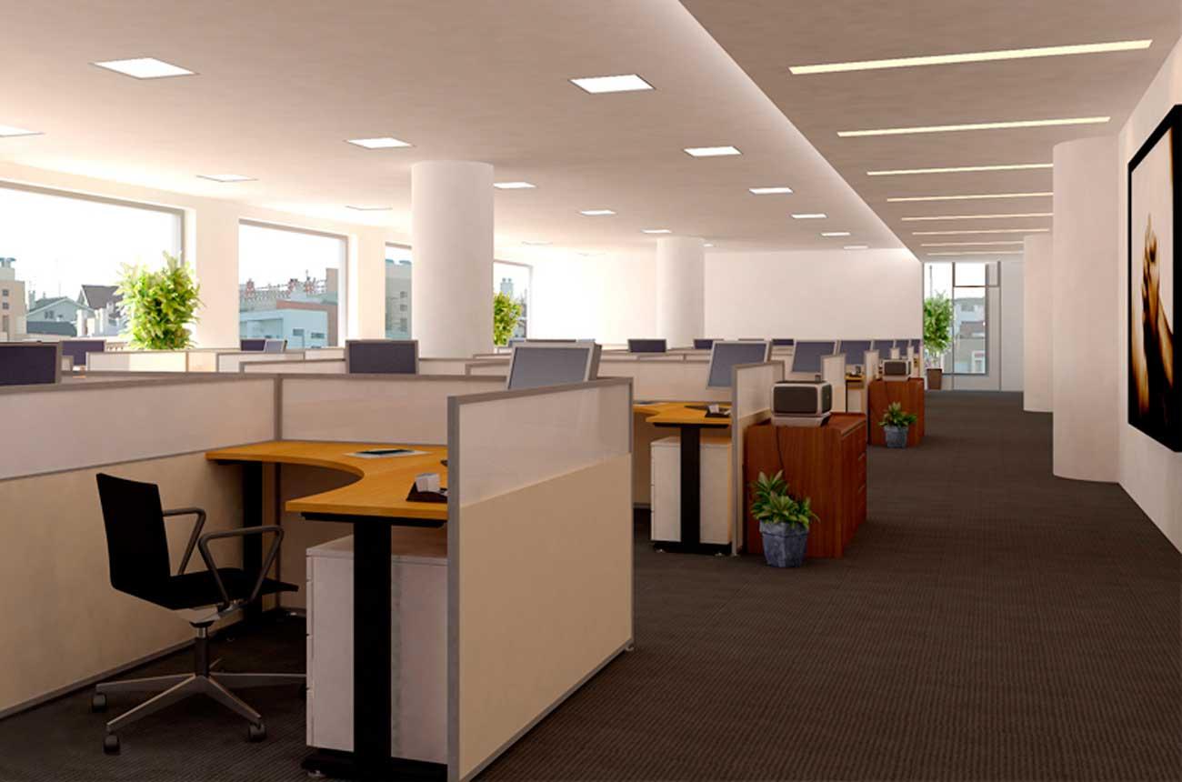 Kinh nghiệm hữu ích khi thiết kế nội thất văn phòng
