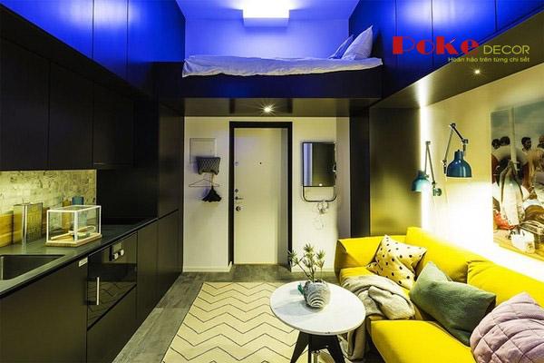 Poke – Công ty thiết kế nội thất uy tín