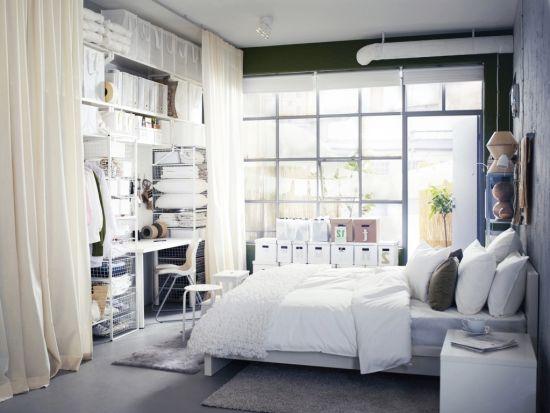 Bí quyết tăng không gian lưu trữ cho phòng ngủ nhỏ hẹp