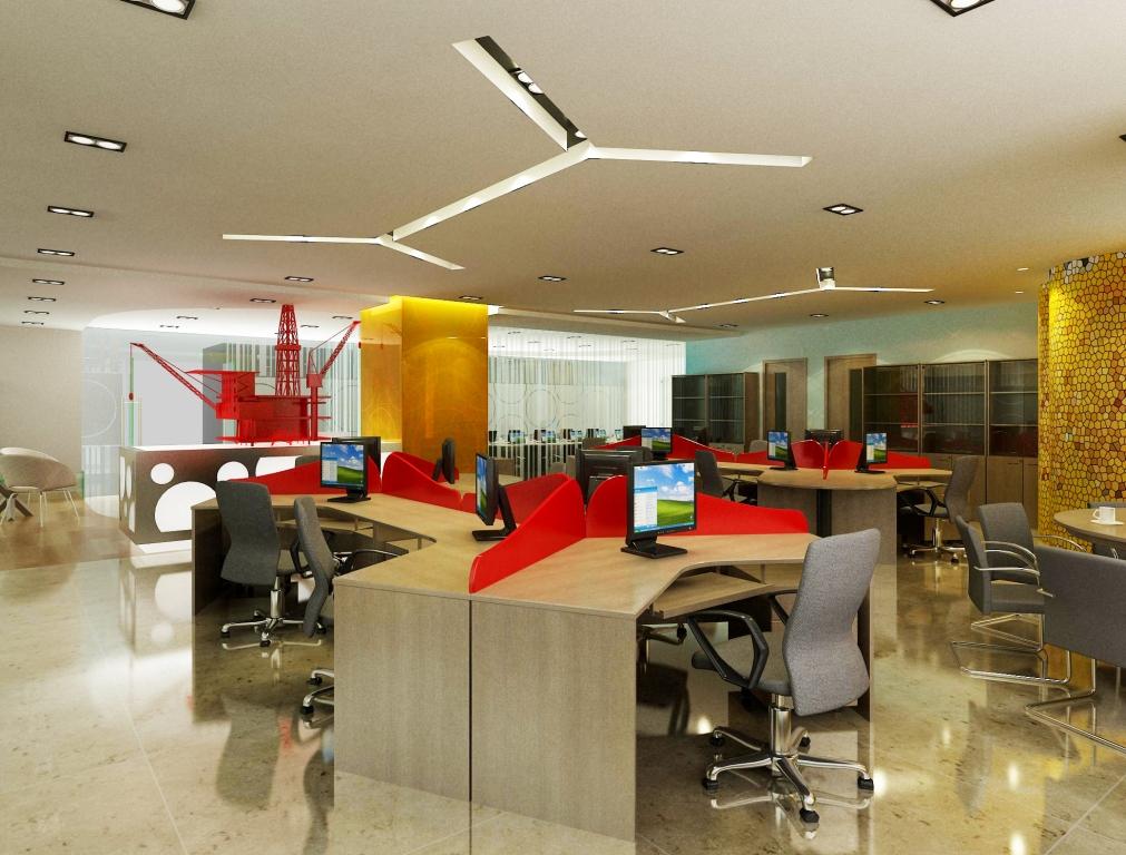 Lựa chọn đồ nội thất văn phòng đúng kích thước