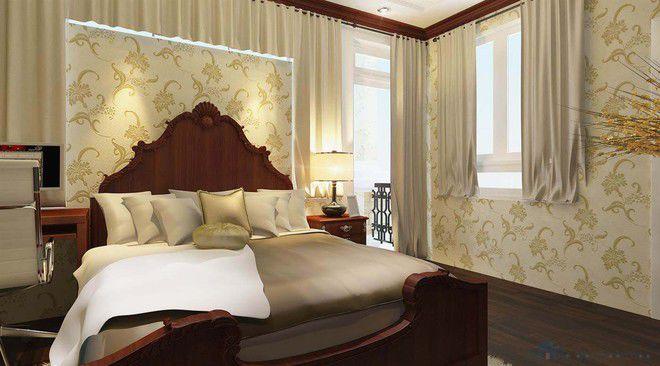 Thiết kế nội thất phòng ngủ cho người già
