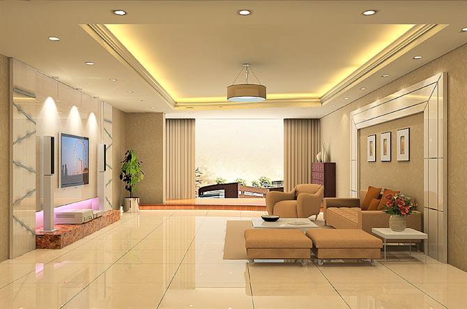 Chọn gam màu phù hợp cho phòng khách nhà bạn